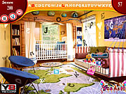 Amazing room hidden alphabets Gioco