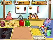 Play Spongebob patty dash Game
