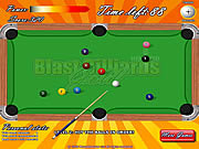 Play Blast billiards gold Game