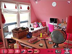 juego My Room