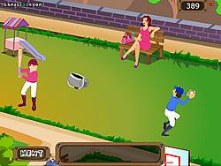 Funny Playground game