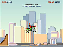 Bike Stunts game