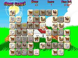 Permainan Farm Mahjong
