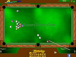 Multiplayer Billiard game