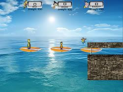 Gioca gratuitamente a Wipeout Multiplayer