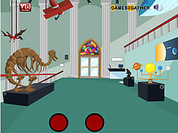 Gathe Escape-Museum game