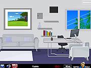 White Room Escape game
