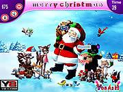Play Merry christmas Game