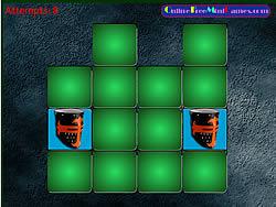 Pair Mania - Medieval game