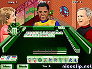 Play Obama traditional mahjong Game