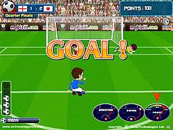 Gioca gratuitamente a Soccer Ball