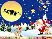 Santa Claus HN game