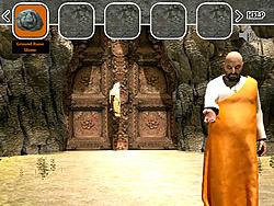 Shaolins Monk Way Escape game
