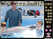 Play Hidden numbers-dolphin tale Game