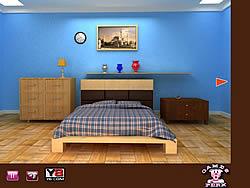 Rental Room Escape game