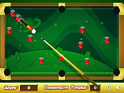 Play Bubble pool Game