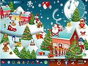 Magic Christmas game