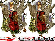 Merry Christmas 5 Differences game