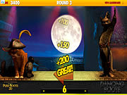 Play Puss in boots - dancing boots Game
