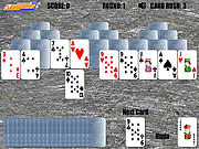 Play Steel tower solitaire Game