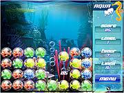 Aqua Pop game