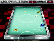 Play Air hockey Game