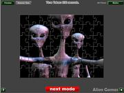 Alien Contact Jigsaw game