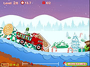 Play Santa s delivery truck Game