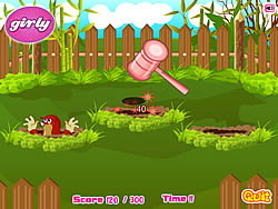 Whack a Mole Game game