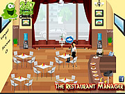 Play The restaurant manager Game