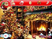 Play Santa gift room Game