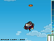 Play Rocket santa Game