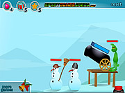 Play The battle for christmas Game