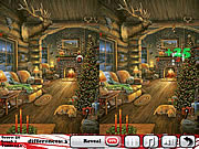 Jugar Magic christmas 5 differences Juego