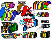 Jouer au jeu gratuit Mario Dressup