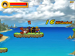 One Piece Island game