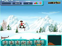 Skate Glide game