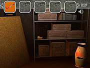 Play Mystery lights escape Game