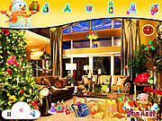 Play Kids christmas room Game
