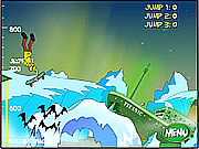Scooby Doo's Big Air 2: Curse of the Half Pipe game