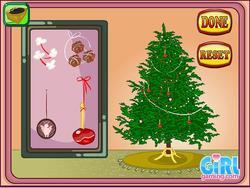 Yummy Christmas Trees game