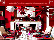 Play Christmas hidden alphabets Game