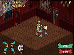 Spielen Sie das Gratis-Spiel  Scooby Doo: Shaggys Midnight Snack