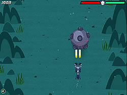 Robot Boy Depth Charger game