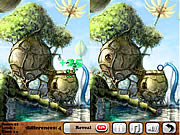 Adventure 5 Differences game