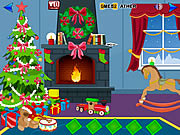 Play Gathe escape-christmas eve Game