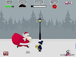 Run Run Santa game