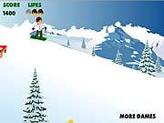 Chơi trò chơi miễn phí ben 10 snowboard