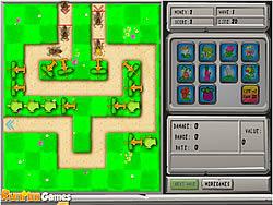 Pest Beat game