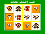 Animal memory game Gioco